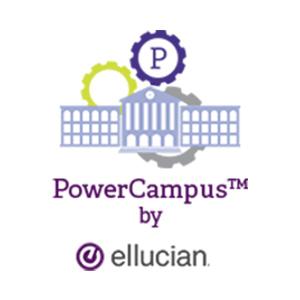 Ellucian PowerCampus logo