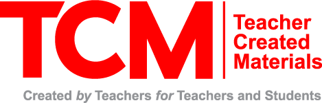 TCM Logo Teacher Created Materials