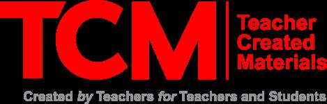 TCM Logo Teacher Created Materials